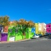 Coulourful Bo Kaap by ludwigsdiana