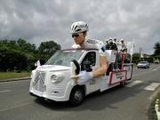 29th Jun 2021 - The publicity cavalcade of the Tour de France (1)