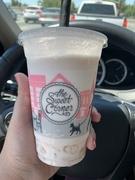 28th Jun 2021 - Sweet Corner Strawberry Banana Yogurt Frappe