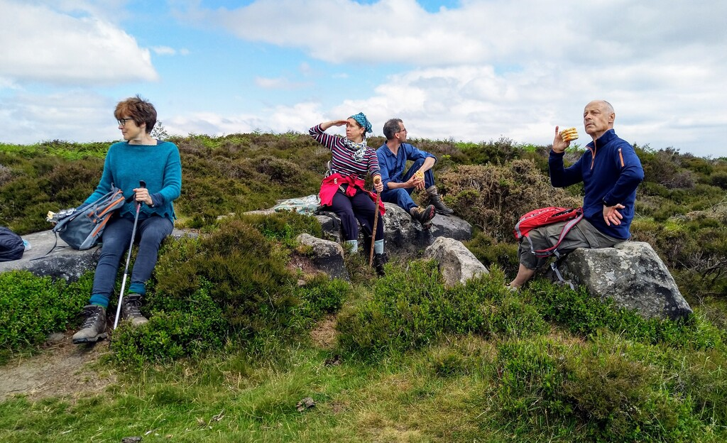Cotswold Outdoor catalogue moment by boxplayer