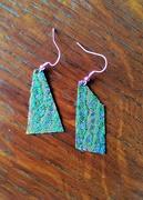 30th Jun 2021 - Hand-made earrings