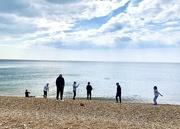 31st Mar 2021 - ..& Fun on the Beach
