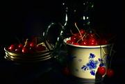 1st Jul 2021 - Cherries in July