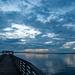 A Blue Sunset! by rickster549