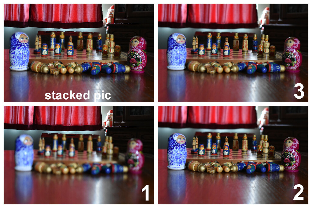 Stacked dolls by homeschoolmom