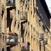 Balconies of Színva Street