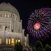 Celebrating the Holiday at the Baha'i Temple by jyokota