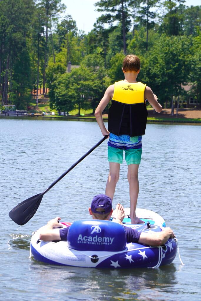 Lake Fun by sunnygirl