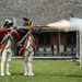 Musket Demonstration at Fort Michilimackinac