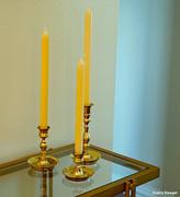6th Jul 2021 - Three candles