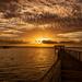 Well, We Finally Got a Little Sun Tonight! by rickster549