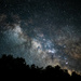 Beaver Island Milky Way by jyokota