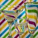 Diagonal Stripes by randystreat
