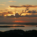 Gan Gan Lookout Sunset