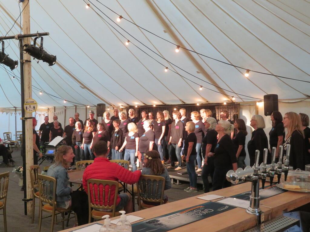Singing at last ! by lellie