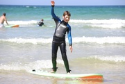 16th Jul 2021 - Surfing in St Ives