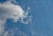 17th Jul 2021 - Summer afternoon sky