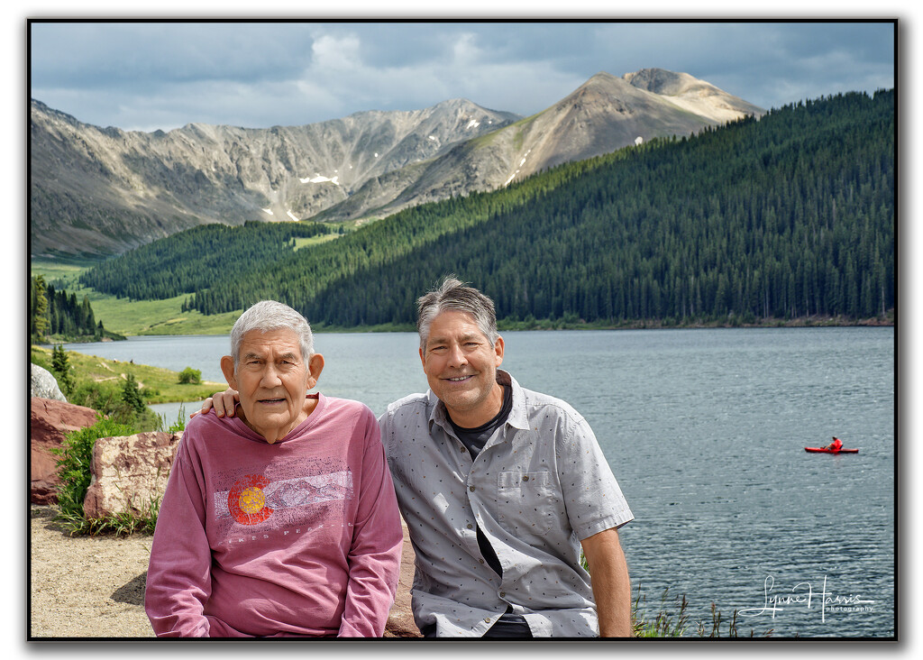 Paul and Paul by lynne5477