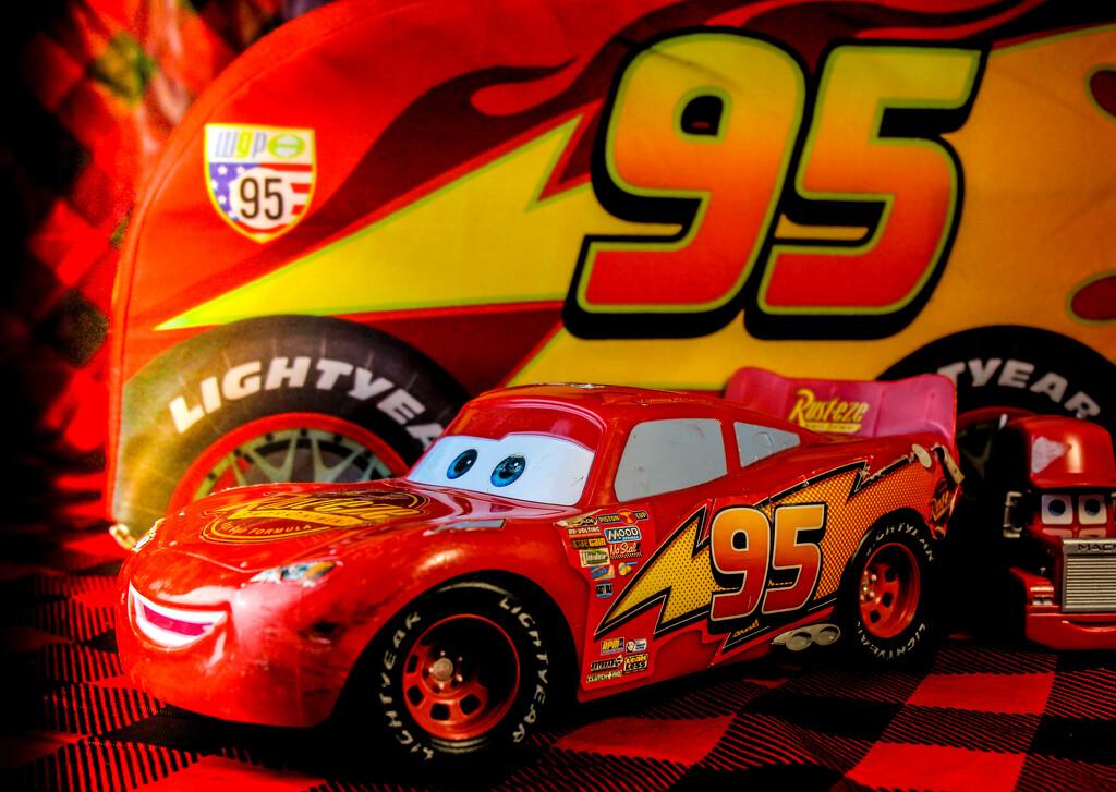 Lightning McQueen by judyc57
