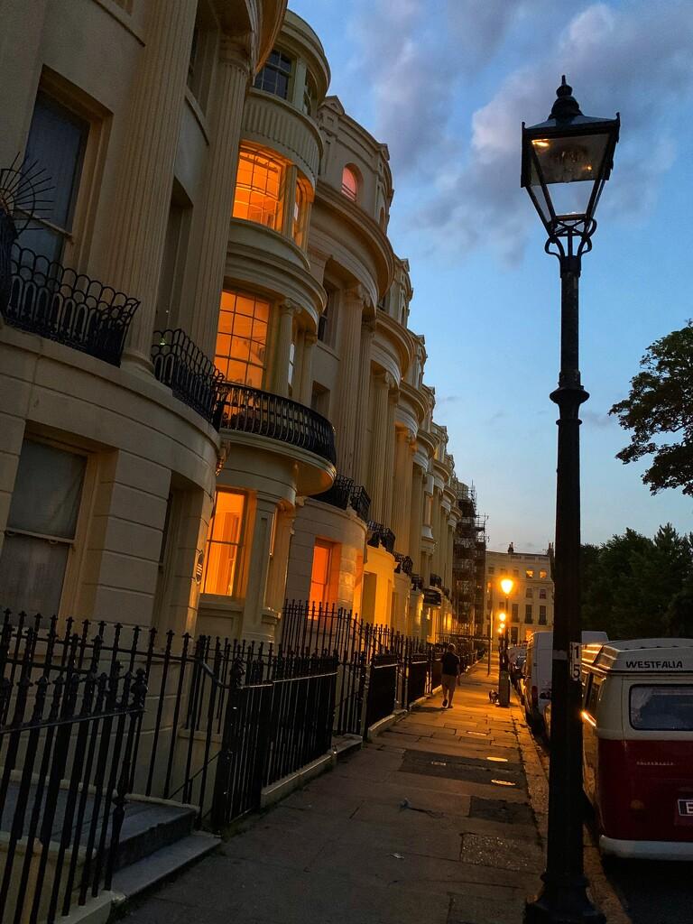 Brunswick Square, Brighton by joyates