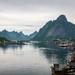 Reine in Lofoten by elisasaeter