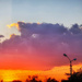 Beautiful sunset on 365 Project