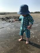 21st Jul 2021 - Day 2 - Paddling on the Beach