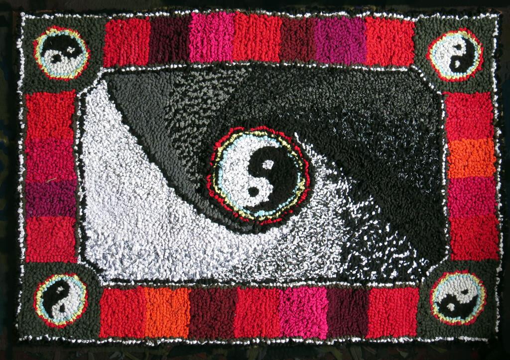 rag rug #14 by kali66
