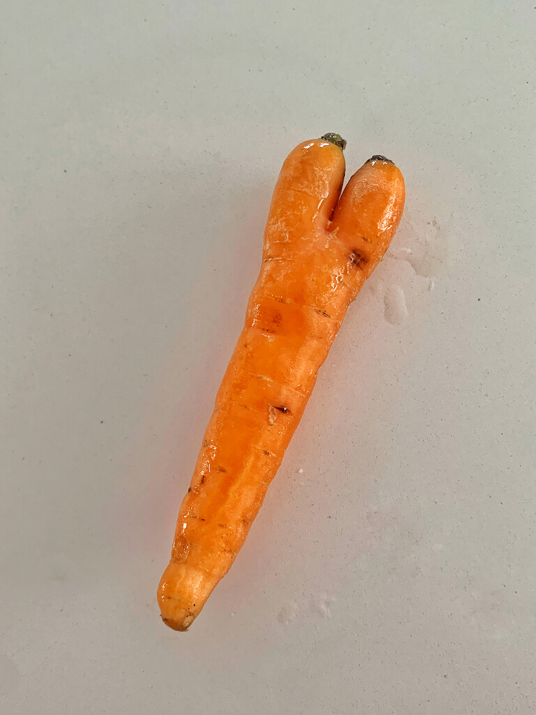 The heart carrot.  by cocobella