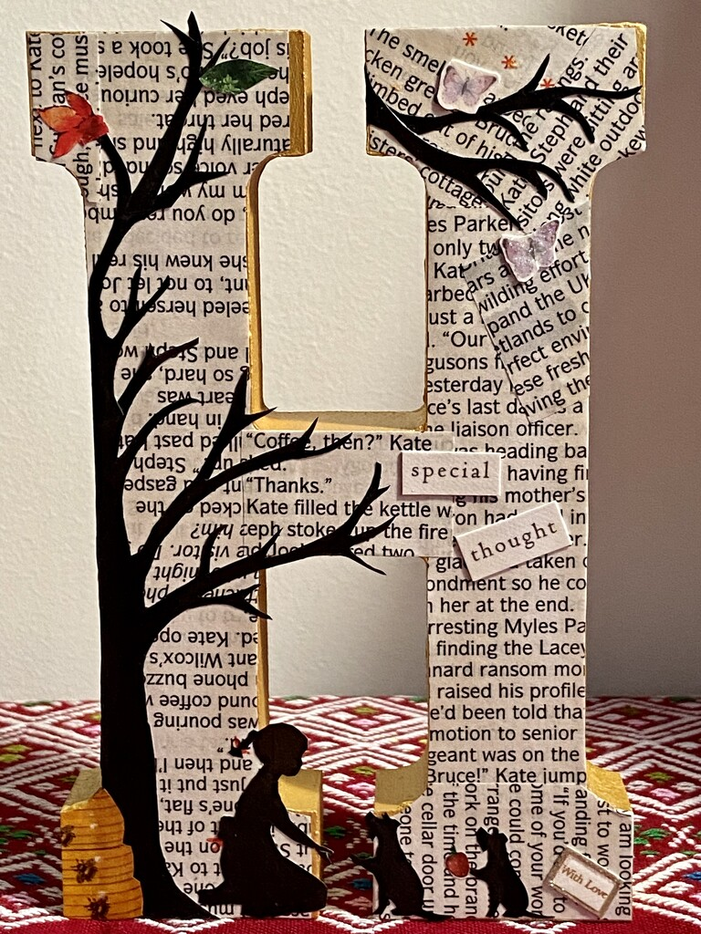 Decoupage  by 365hgreen