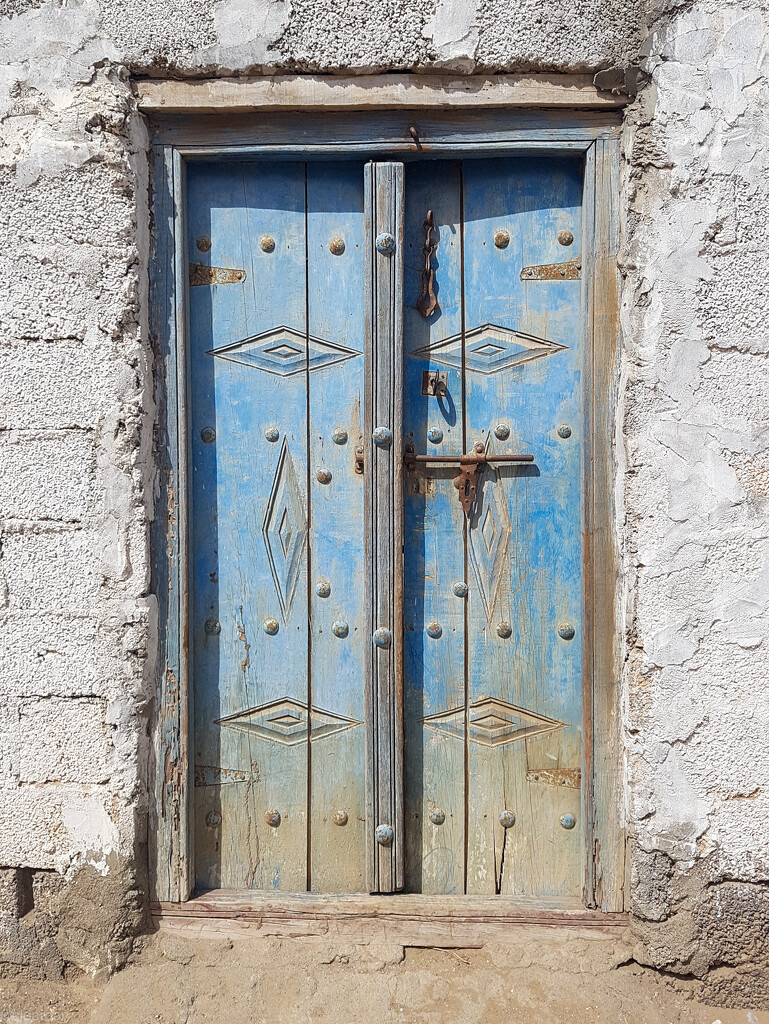 Omani Door #21 by clearday