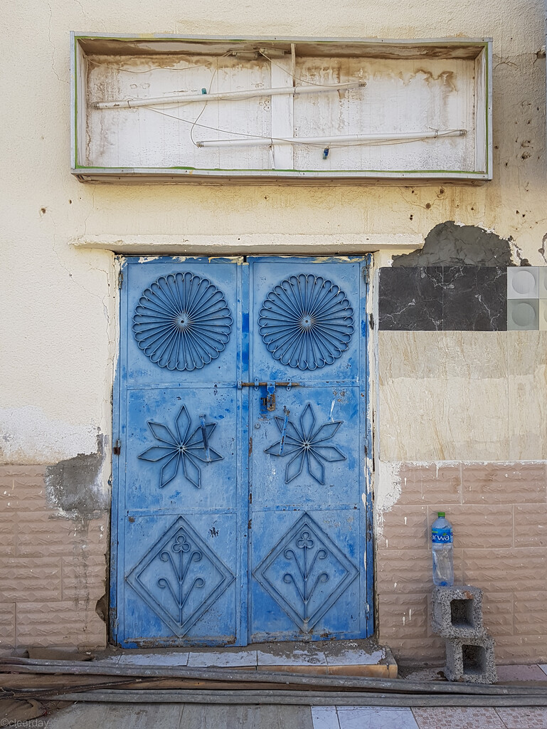 Omani Door #22 by clearday
