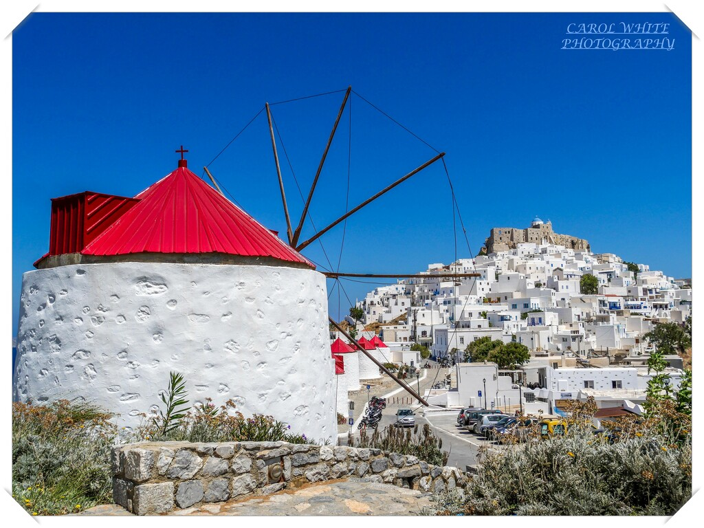 Chora,Astypalaia.(another view) by carolmw
