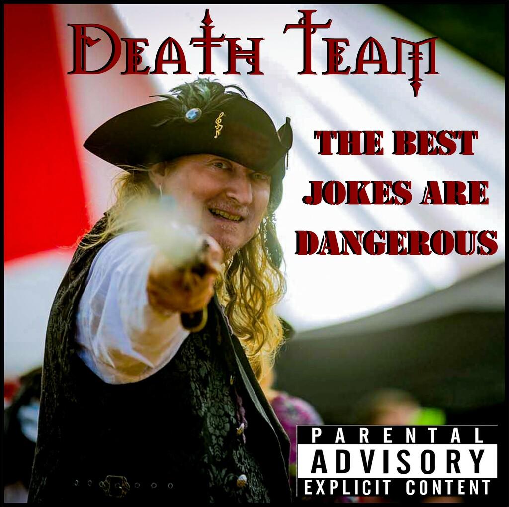 The best jokes are dangerous by swillinbillyflynn