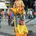 Weird levitation