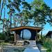 The birds island house.