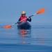 APPROACHING CANOEIST