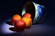 23rd Jul 2021 - Freshly Picked Ontario Peaches