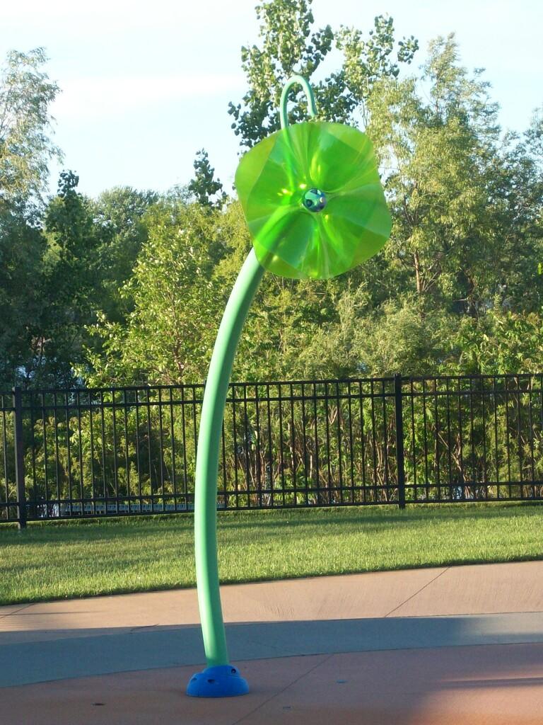 children's water park flower by stillmoments33