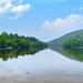 Connecticut River in Brattleboro, VT-6949