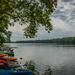 Rainbow of Kayaks