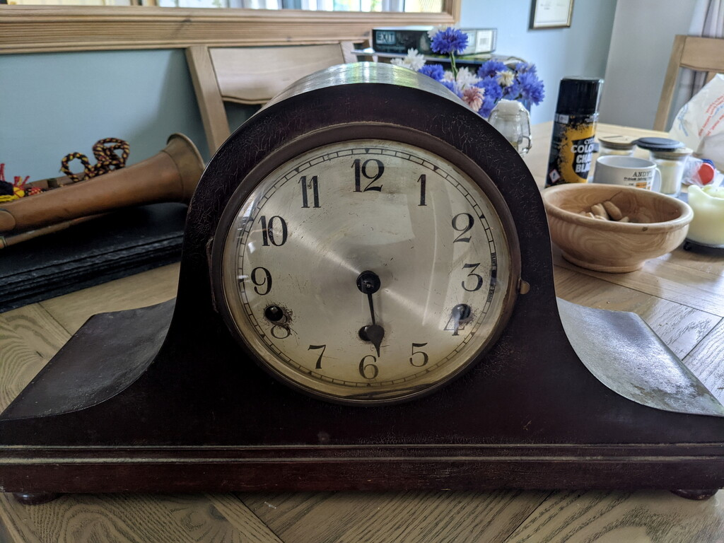 My Grandfathers Clock by bulldog