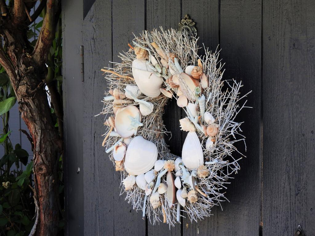 Gate Wreath by seattlite