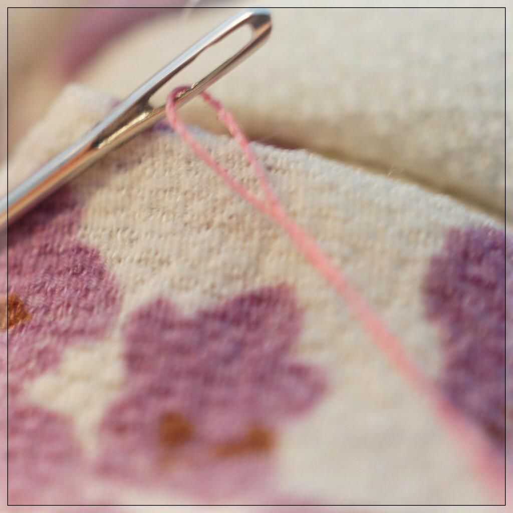 the eye of a needle by quietpurplehaze
