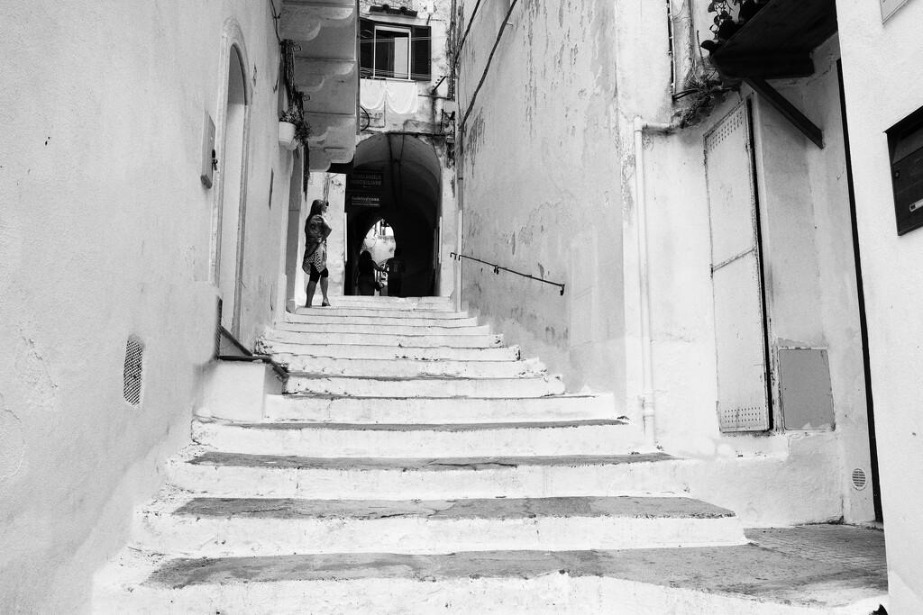 White steps by caterina