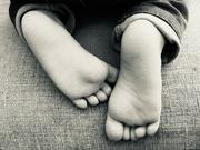 26th Jul 2021 - Day 7 - Tiny Feet