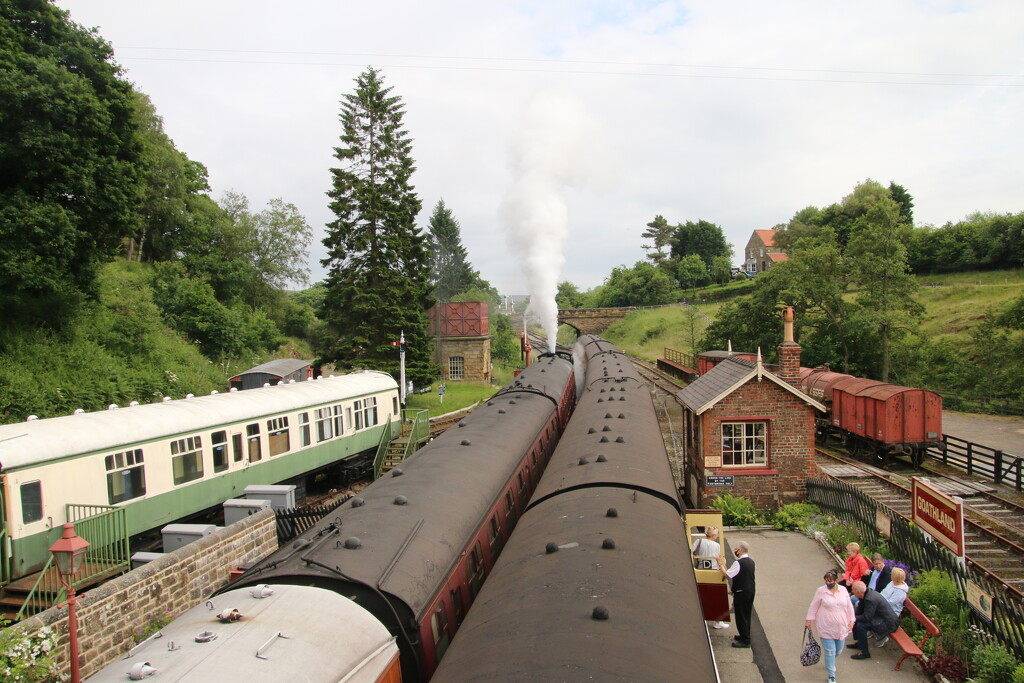 The trains now arriving at Platforms 1 & 2 by shepherdman