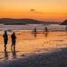 Sunset, McKenzie Beach, Tofino by cdcook48