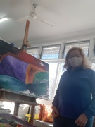 27th Jul 2021 - Social Painting Group