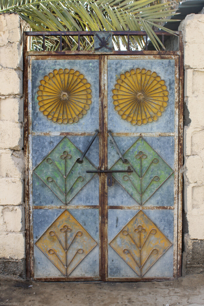 Omani Door #26 by clearday